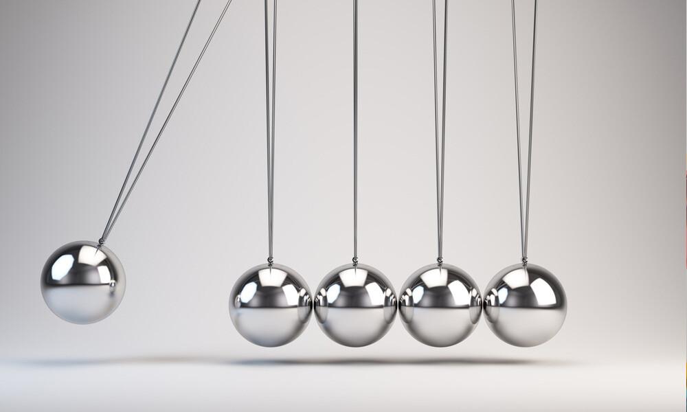 The Pendulum Begins to Swing Back, by William Markham